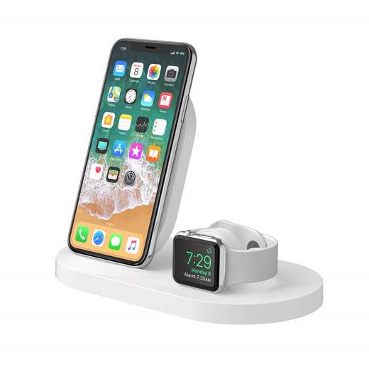 ricarica wireless iphone