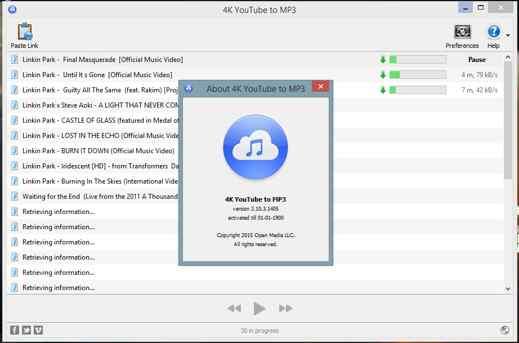 4k youtube to mp3 - Miglior convertitore da YouTube a MP3