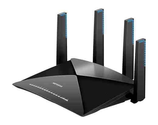 5 Netgear R9000 Nighthawk X10 - Migliori router professionali 2020: guida all'acquisto