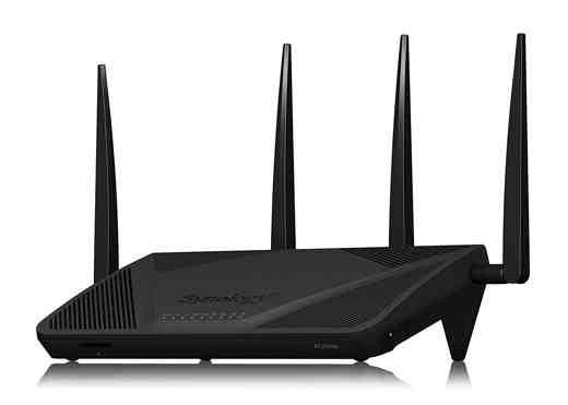 6 Synology RT2600AC - Migliori router professionali 2020: guida all'acquisto