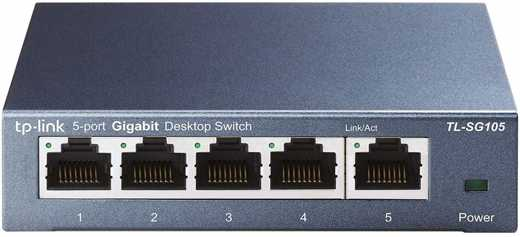 switch 8 porte poe