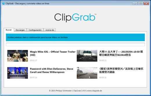 clipgrap - Miglior convertitore da YouTube a MP3