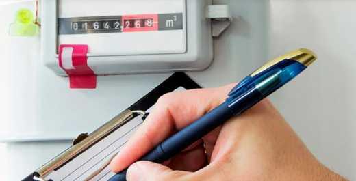 come leggere il contatore del gas