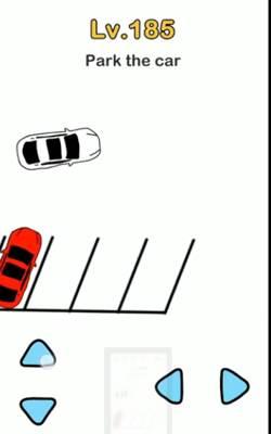 parcheggia auto 185 2 - Brain Out soluzioni: domande e risposte