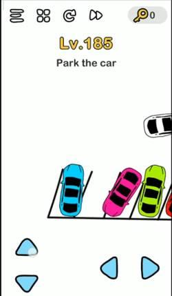 parcheggia auto 185 - Brain Out soluzioni: domande e risposte