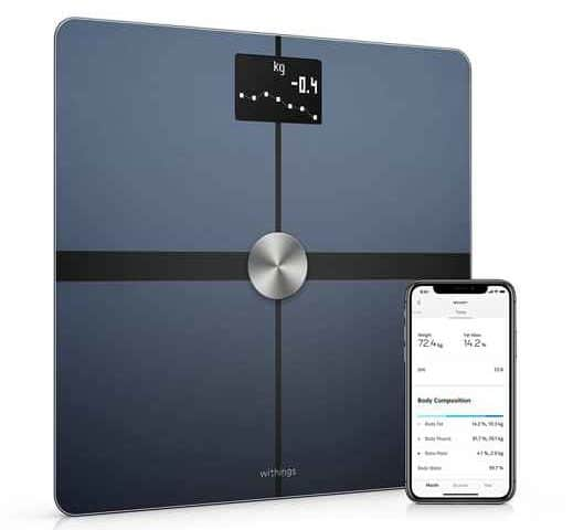 1 Withings Body e1581611954114 - Miglior bilancia pesapersone 2020: guida all'acquisto
