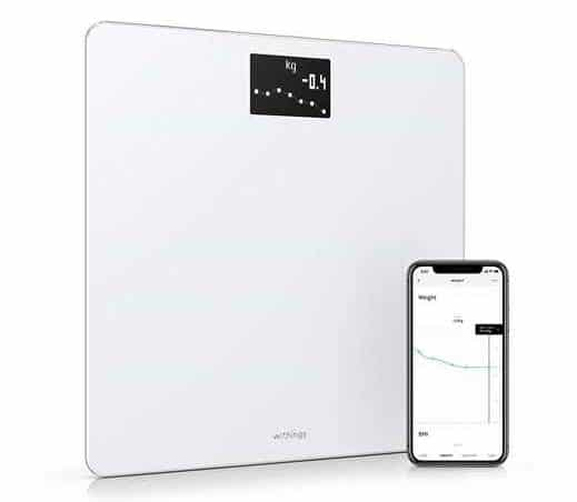 2 Withings body e1581611934993 - Miglior bilancia pesapersone 2020: guida all'acquisto