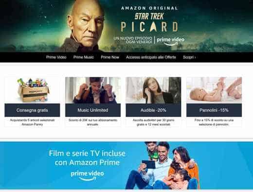 amazon prime - Come funziona Amazon Prime Video: costi e vantaggi