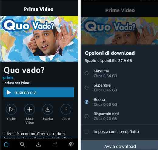 Come cambiare lingua su Amazon Prime Video – Scubidu.eu