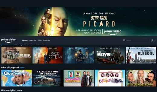 come usare amazon prime video - Come funziona Amazon Prime Video: costi e vantaggi