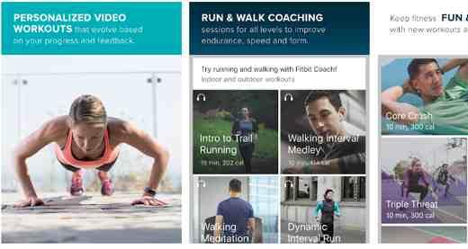 app allenamento android