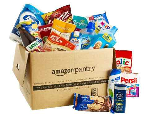 come funziona amazon pantry