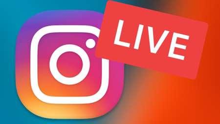 come salvare una diretta instagram
