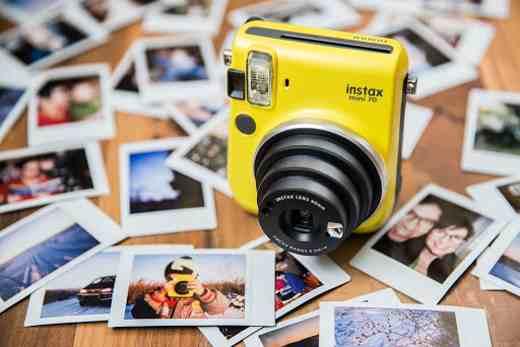 Miglior macchina fotografica istantanea