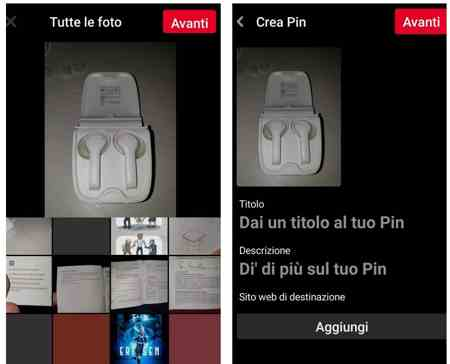 aumentare follower pinterest