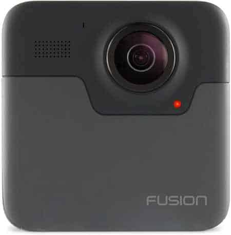 telecamera 360 gradi