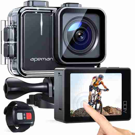 migliore action cam low cost