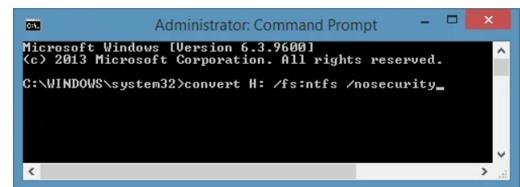 il file è troppo grande per il file system di destinazione