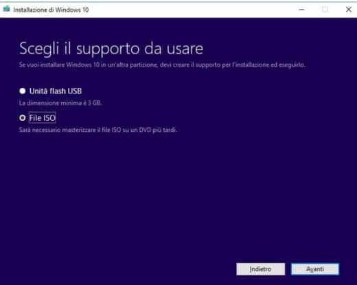 windows 10 gratis italiano