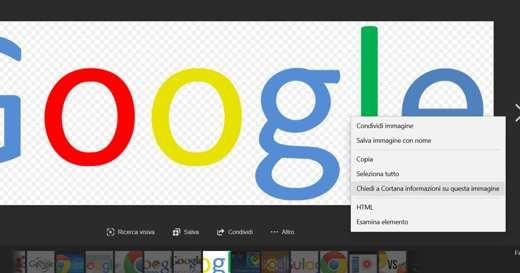 google immagine