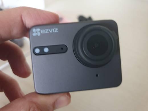 Recensione EZVIZ S6 Action Cam