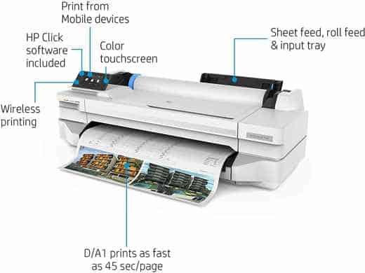 stampanti inkjet hp