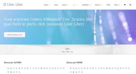 libri in pdf gratis