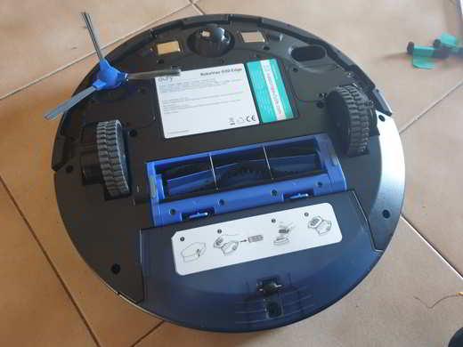 Recensione Eufy RoboVac G30 Edge
