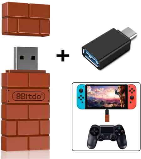 accessori nintendo switch
