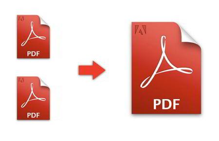 come unire PDF