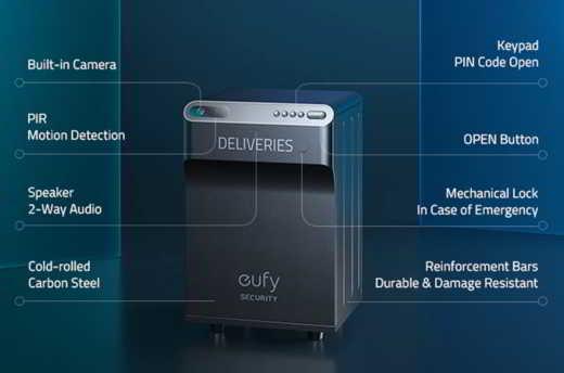 eufy Security Smart Drop