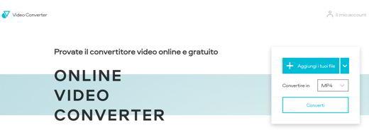 convertitori video