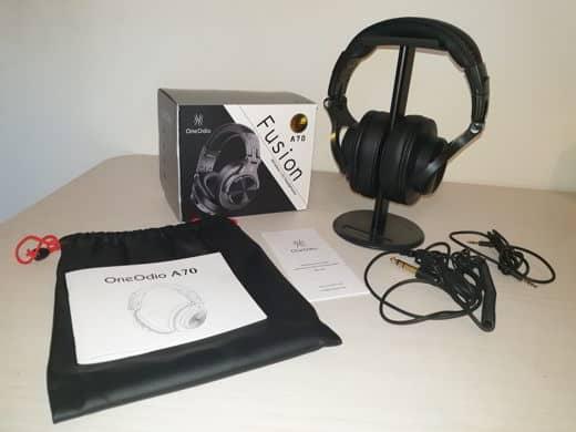 Recensione OneOdio A70 Fusion