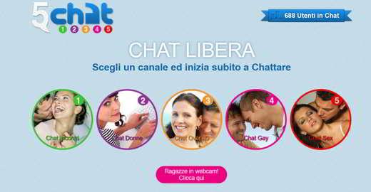 chat gratuita