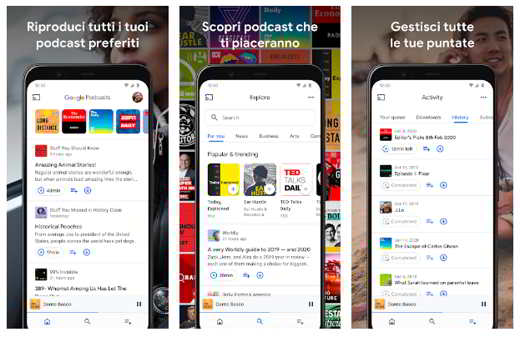 app per ascoltare musica iphone
