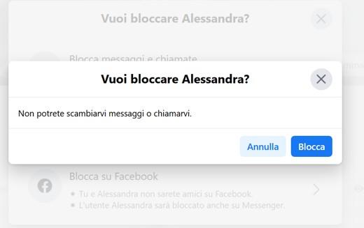 sbloccare amici su facebook