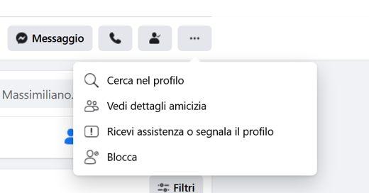 sbloccare una persona su facebook