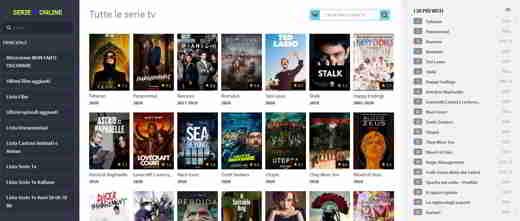 serie tv online gratis