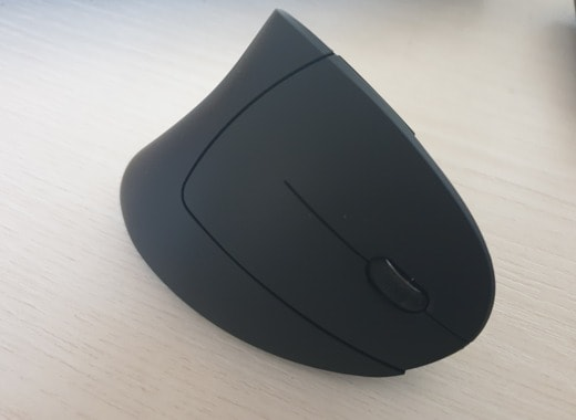 mouse verticale wireless anker