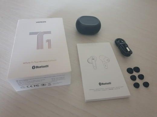 auricolari True wireless UGreen HiTune T1