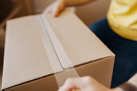 Come spedire pacchi da casa