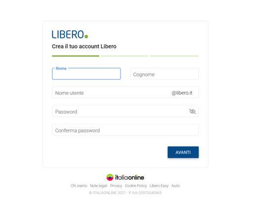 liberomail mobile