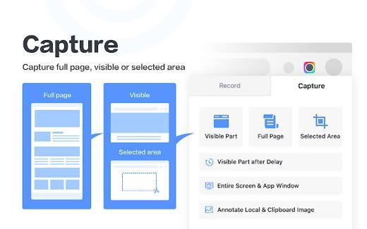 screenshot browser chrome