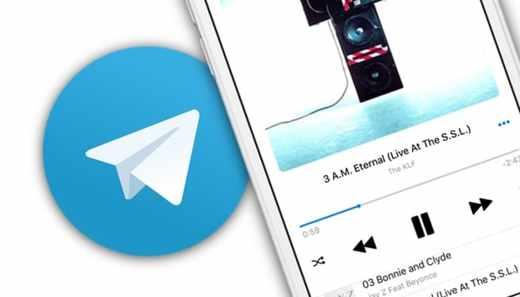 come scaricare musica da telegram