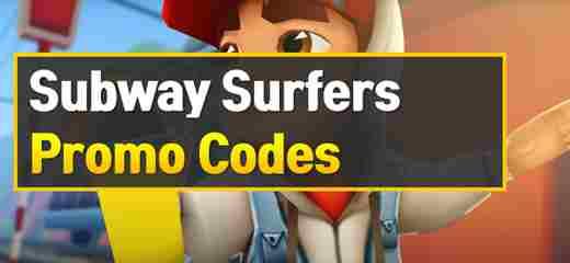 codici di Subway Surfers