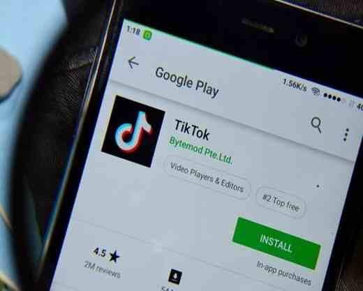 Come si aggiorna TikTok su IOS & Android