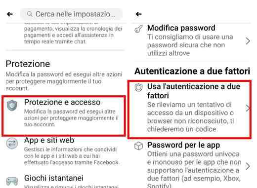 security facebook login