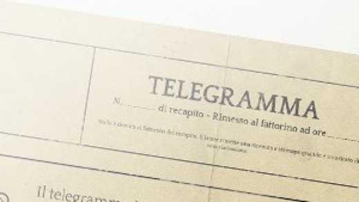 come inviare un telegramma online