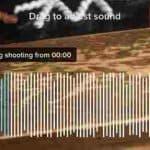 come tagliare un suono su tiktok