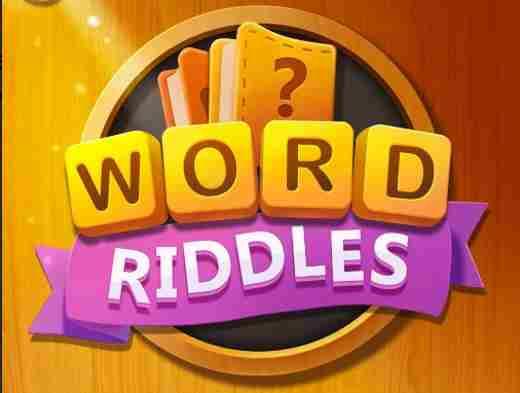 Word Riddles soluzioni